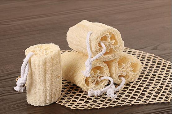 Handmade natural loofah brush, washing pot brush, dish towel, dish brush, non-harm pot, non-stick oil, brush pot artifact 4