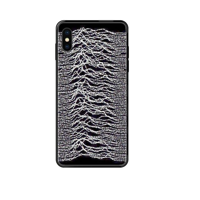 TPU Design Personnalisé Pour Galaxy Note 4 8 9 10 20 Plus Pro J6 J7 J8 M30s M80s Ultra 2016 2017 2018 Joy Division Musique Bande