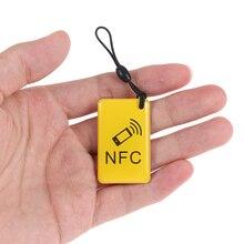 NFC Теги Lable Ntag213 13,56 МГц Смарт Карта Для Все NFC Включено Телефон
