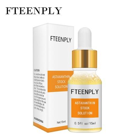 fteenply astaxantina reparacao protetor solar soro acido