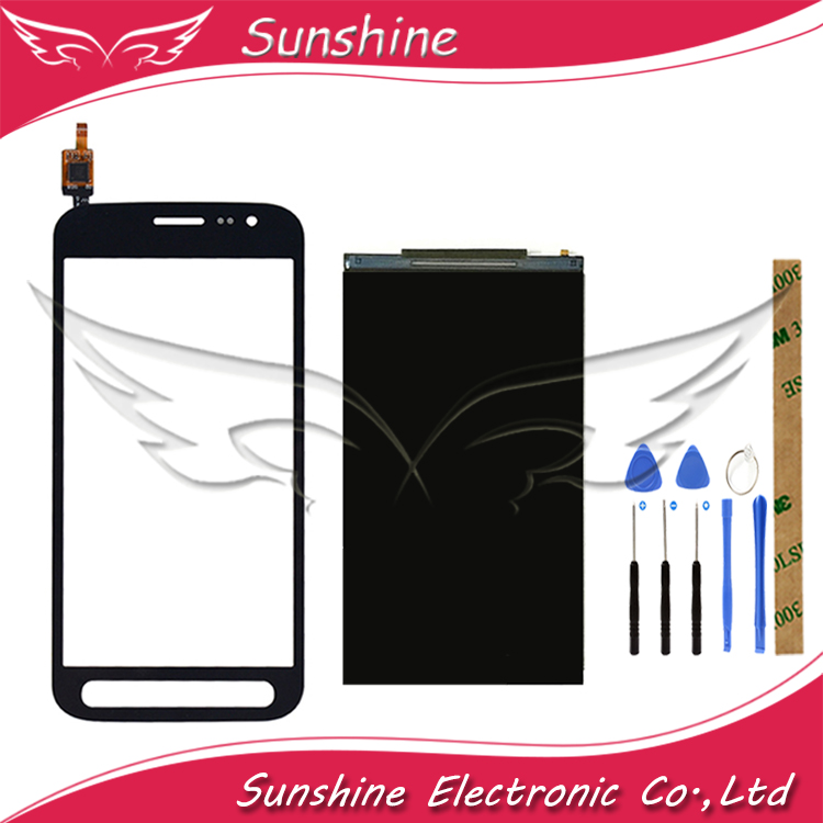Good Quality LCD Display For Samsung Galaxy Xcover 4 SM-G390F G390 LCD Display With Touch Sensor