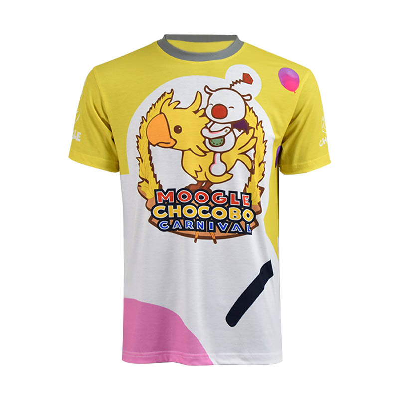 Cosdaddy moogle chocobo camiseta final fantsy carnaval noctis lucis caelum cosplay traje t hat hoodie