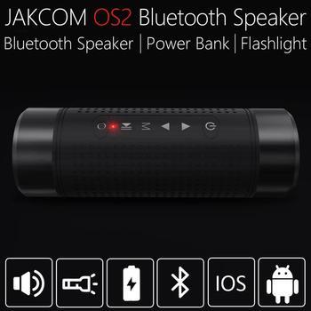JAKCOM-altavoz inalámbrico OS2 para exteriores, compatible con 3 altavoces de carga, portátil, Banco de energía, línea pauer