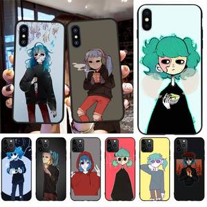 HPCHCJHM Sally Face игровой чехол для iPhone 11 pro XS MAX 8 7 6 6S Plus X 5S SE 2020 XR