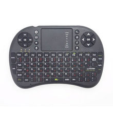 Carprie Mini 2.4G Wireless Gaming Keyboard Udara Mouse Bahasa Rusia Touchpad Handheld Udara Mouse Touchpad untuk PC Pad Android TV(China)