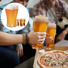 Beer Glass Separable Funny Large-Capacity Creative Wheat 1 4-In-1 4-Parts Super-Schooner