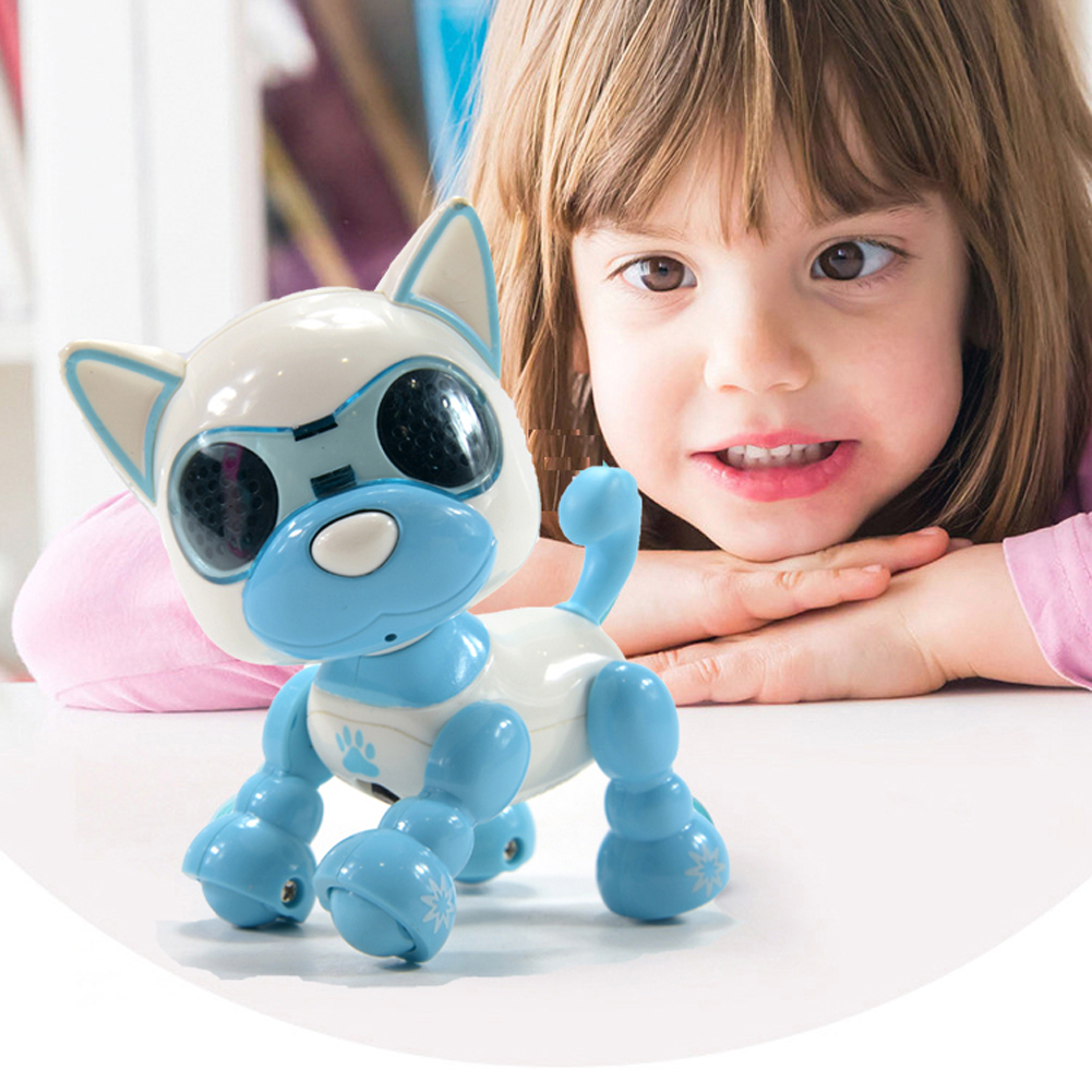 Smart Robot Dog Touch Sensing Interactive Toys For Kids Birthday Gifts Christmas Present Electronic Pet Dog Robot Toy