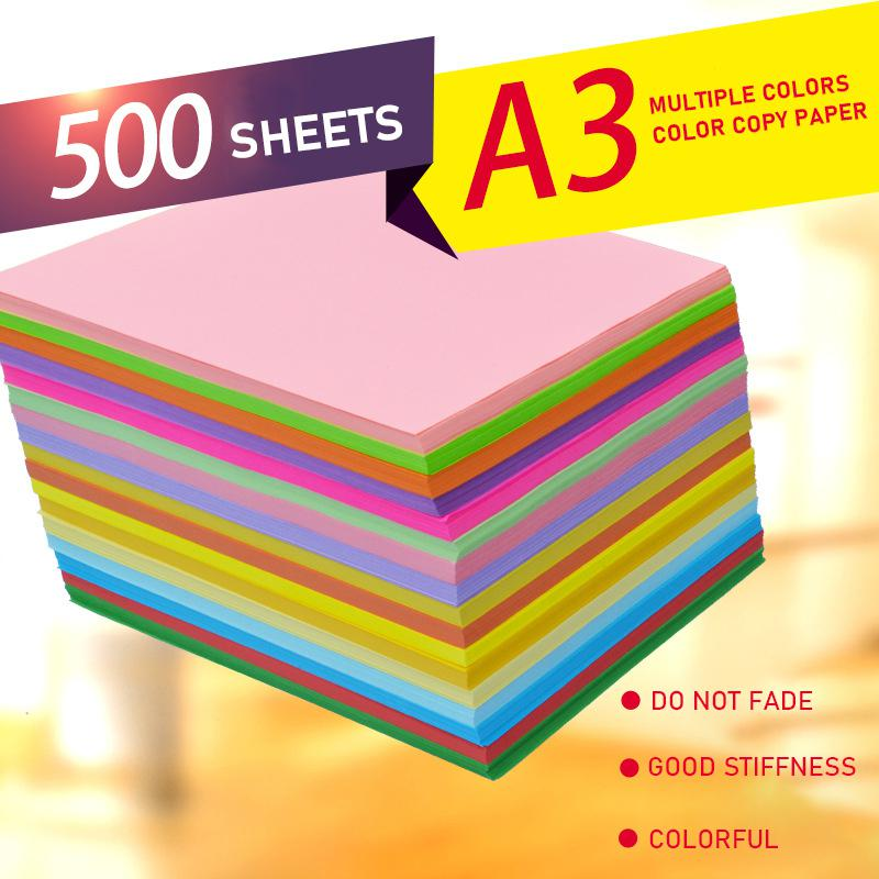 100 Pcs Children Colored Copy Paper Kindergarten Hand Craft Paper Diy Game Paper Hand Craft Decals For Kids (mixed Multicolor)