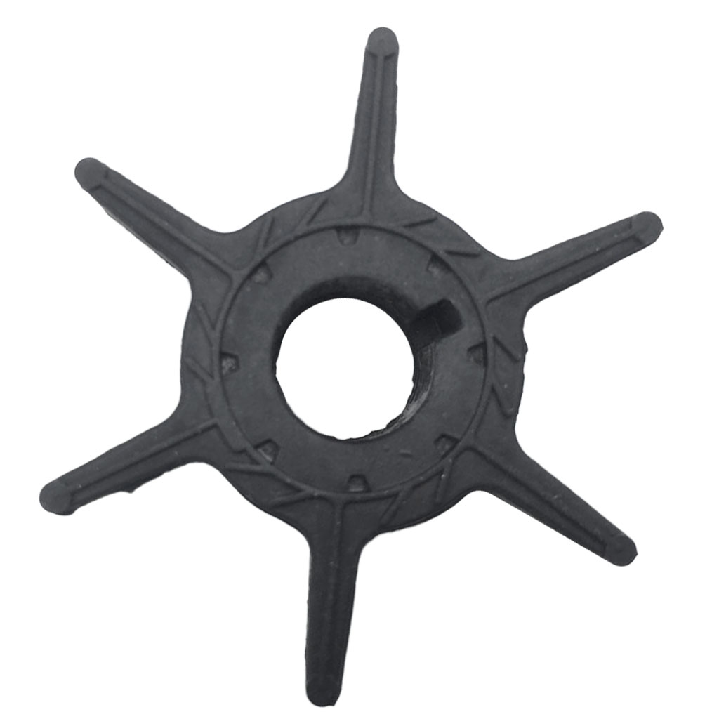 Water Pump Impeller Replacement for Yamaha T9.9hp & <font><b>15</b></font> <font><b>Hp</b></font> 4 Stroke <font><b>Outboard</b></font> <font><b>Motor</b></font> Parts, Black image