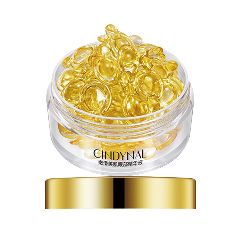 Golden Eye Essential Serum Remove Eye Bags Firming Skin Moisturizing Eye Serum
