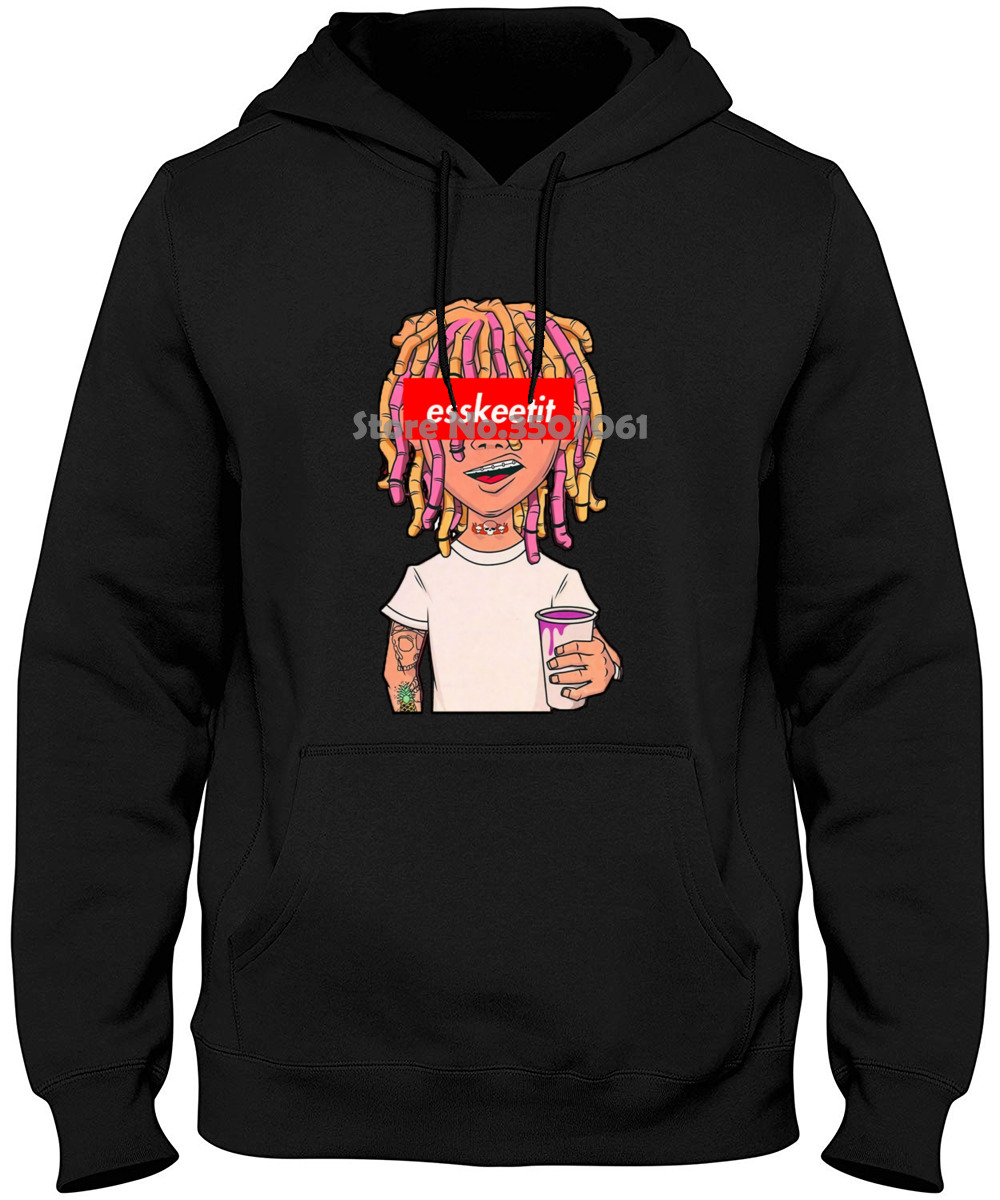 XL Esskeetit hoodie by Lil Pump