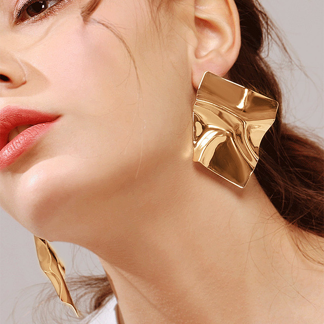 Earrings 2020 for Women Girl Fashion Vintage