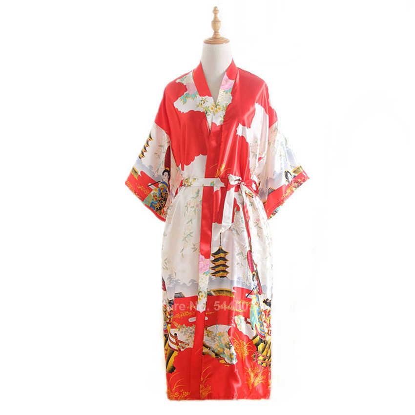 11 ألوان جديدة الملابس اليابانية الآسيوية التقليدية كيمونو مع حزام النساء الطاووس Geisha فتاة يوكاتا Obi ملابس خاصة تأثيري فستان