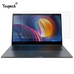 Przezroczysty ekran laptopa Protector dla Xiao mi mi Notebook Pro laptop 15.6 calowy Notebook HD krystalicznie czyste folia ochronna lcd 2pc