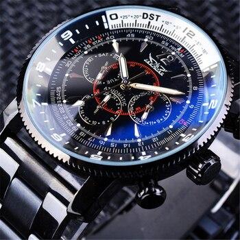 Mechanics Wrist Watch Male Fund Leisure Time Six Steel Needle Bring Fully Automatic Mechanics Wrist Watch фото