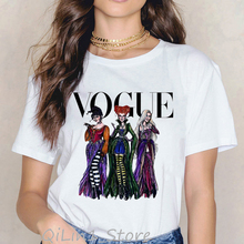 funny vogue tshirt women clothes 2019 hocus pocus shirt harajuku halloween t female streetwear graphic tees femme