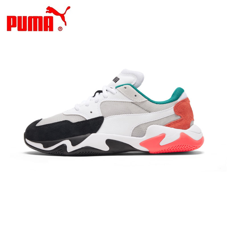 Authentic PUMA Sports Sneakers Skateboarding Shoes Storm Adrenaline Men And Women Casual Outdoor Fashion Trend Wind 36979705
