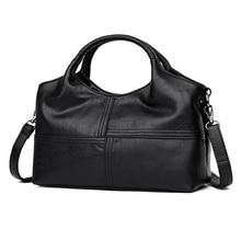 AUAU Bolsos de hombro de retales a la moda con cuerpo cruzado, bolsos de cuero para mujer, bolsos de cuero PU para mujer