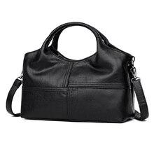 Auau moda retalhos ombro cruz corpo sacos de couro das senhoras bolsas femininas bolsas de couro do plutônio