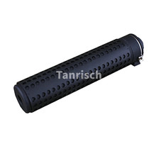 Tactical 14MM CCW Thread KAC QD Quick Release Silencer For M4 BD556 Airsoft Toy Sirsoft Gel Ball Blaster AEG GBB