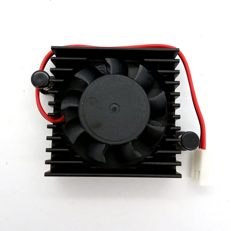 New Original for DaHua DVR NVR VCR motherboard BGA CPU <font><b>Cooler</b></font> cooling <font><b>Fan</b></font> <font><b>5V</b></font> image