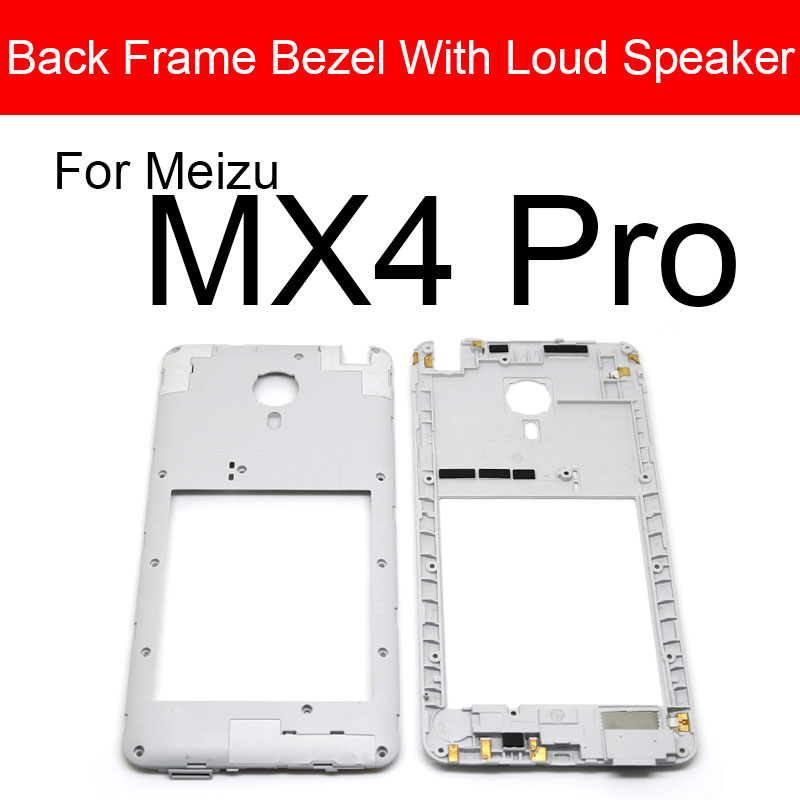 Loud Speaker Buzzer Ringer Module With Back Frame For Meizu MX4 Pro MX4Pro Loudspeaker Sound Buzzer Module Flex Ribbon Cable