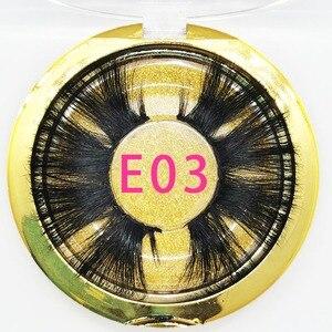 Image 4 - 30/50/100 Pairs 25mm Lashes Vip Momo Eyelashes 3D Mink Lashes Handmade Dramatic Lashes Cruelty Free Mink Lashes Free Custom Logo