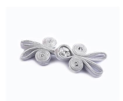 5 пар/упак. китайская Двойная Бабочка застежка кнопки узел застежка Cheongsam традиционный костюм в стиле династии Тан ручной работы Швейные аксессуары - Цвет: 5 pairs
