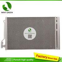 NOVO AC Condicionador de Ar Condicionado Condensador Para BMW 5 'F10 F11 F18 N20 520i 528i 528 64537618770 9284946 7618770 64539284946
