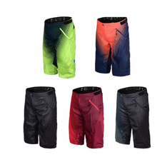 DH Shorts Pants Mtb-Bike Cycling Motorcycle Summer Sport New MX with Hip-Pad 7 Sprint