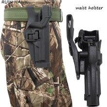 Thigh Holster Gun-Accessories Pistol-Gun Right Tactical for 96/m9 Military