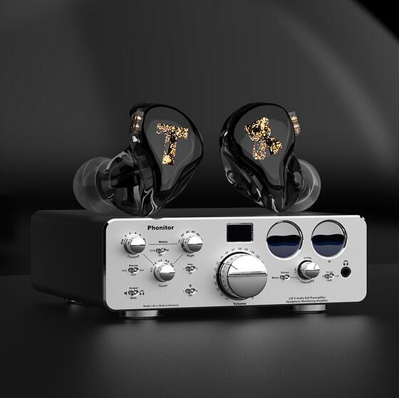 TFZ/ T x Bear 1 one Knowles Balanced Armature Driver In Ear Earphone HIFI Bass Monitor Earphone With 2pin Detachable Cable 4