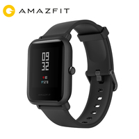 (Plaza) Global Version Amazfit Bip Youth Men Women GPS Smart Watch Bluetooth 4.0 Heart Rate 45 Days Standby IPX68