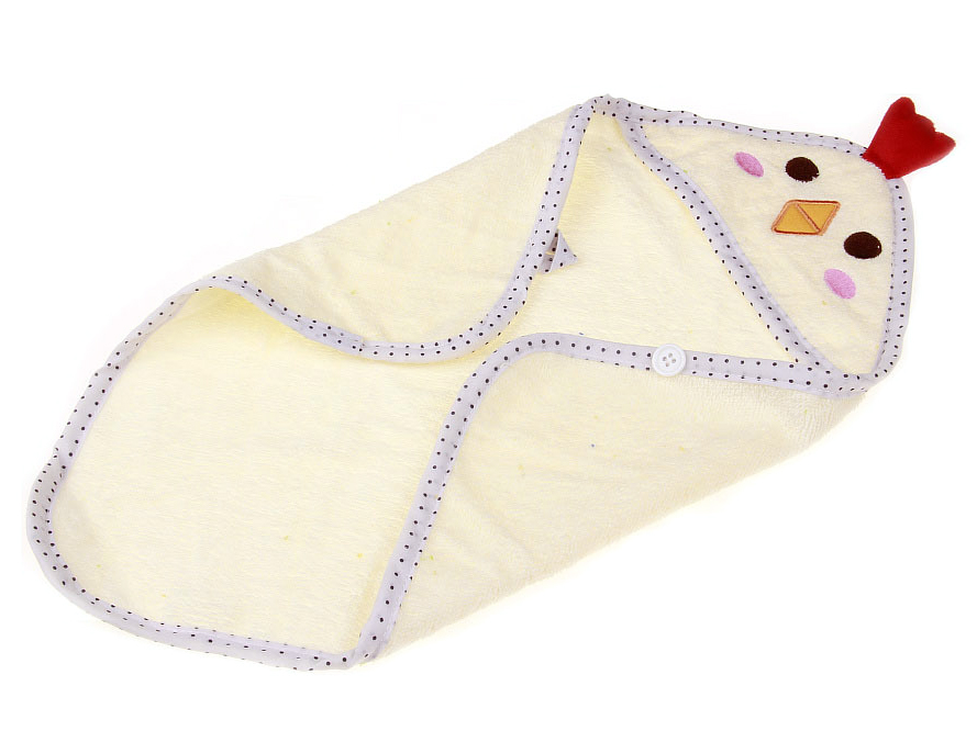 Cute Pet Dog Cat Towel Pets Drying Bath Towels with Hoodies Warm Blanket Soft Drying Cartoon Puppy Super Absorbent Bathrobes 20