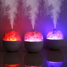 Sweet Rabbit Wireless Air Humidifier Ultrasonic USB Aroma Difusor Humidificador With Romantic Color Aromatherapy Lamp for Home