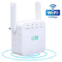 Wireless WiFi Repeater Wifi Extender 300Mbps Wi-Fi Amplifier Long Range Signal Booster WD-R611U Route