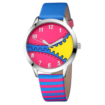 NO.2Brand Woman Bracelet Watches Ladies Roman Numeral Stainless Steel Quartz Dress Watch Clock For Women
