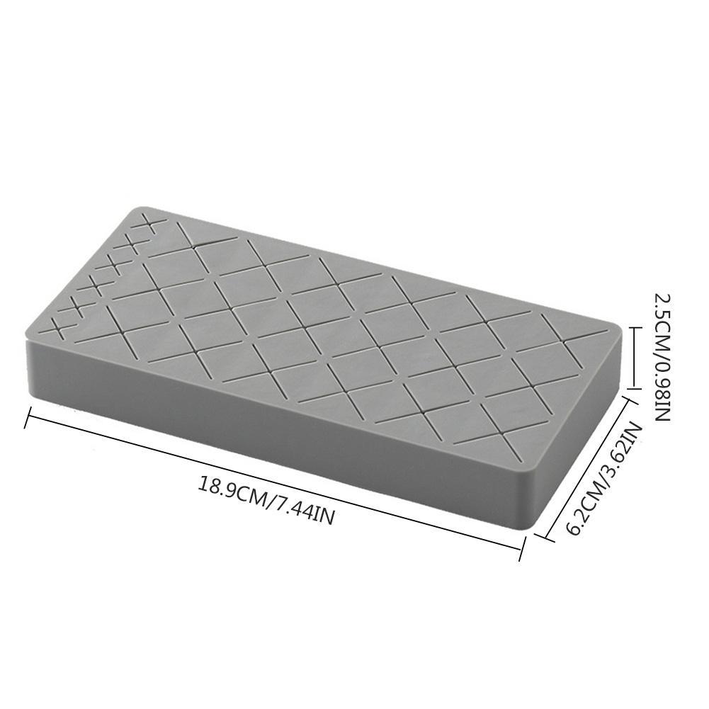 Silicone Lipstick Storage Grid