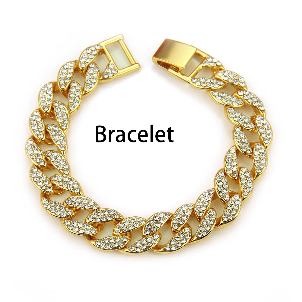 Gold Bracelt