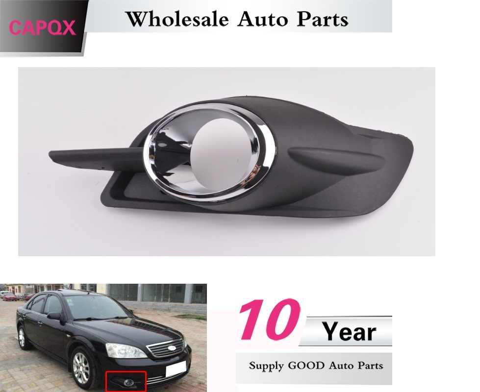 CUHAWUDBA Fundas antiniebla para faros antiniebla de coche Mondeo MK4 para Controus para 2008-2010 parachoques delantero antiniebla luz de conducci/ón