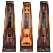 Моделирование укулеле музыкальный инструмент студента начинающего ребенка гитара игрушка ребенок подарок Защита окружающей среды и долговечность