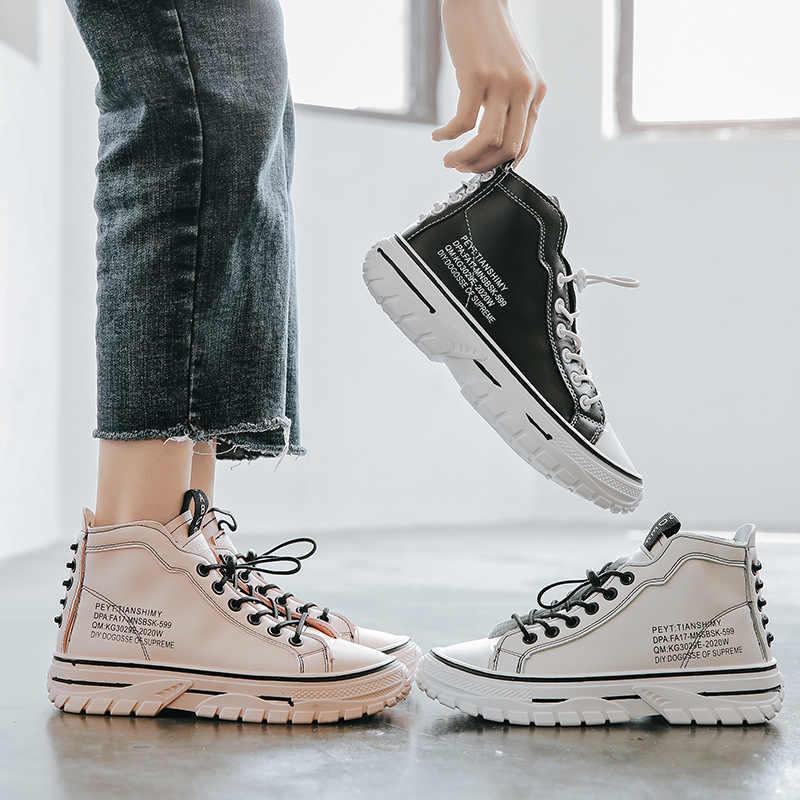 Loecktty 2019 skateboarding sapatos para homem original clássico unisex plutônio alta superior sneaksers esportes ao ar livre das mulheres sapatos