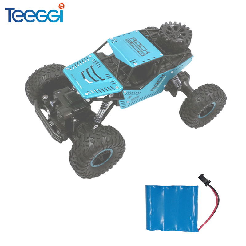 C08S Remote Control Toys Battery 4.8V 700mAh Li-po Battery RC Car Spare Parts For C08S 4WD Climbing Car Bigfoot Cars