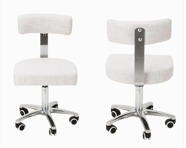 Special Back Chair, Explosion Proof Stool, Beauty Stool, Wide Seat Elevation