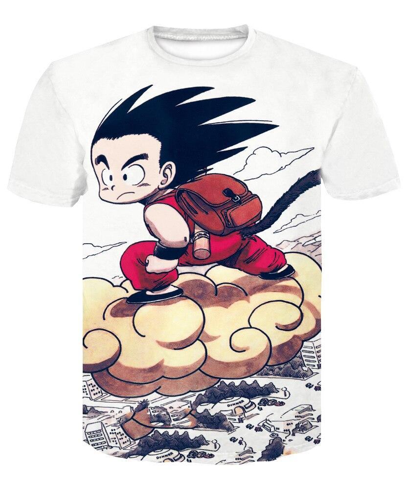 Nouveau cool anime Offre Spéciale 3D IMPRESSION T-shirt D'été mode hommes et femmes manches courtes T-shirts hauts Anime Harajuku T-sh