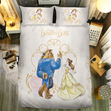 Beauty And The Beast Bedding Sets Buy With Free Shipping On Aliexpress