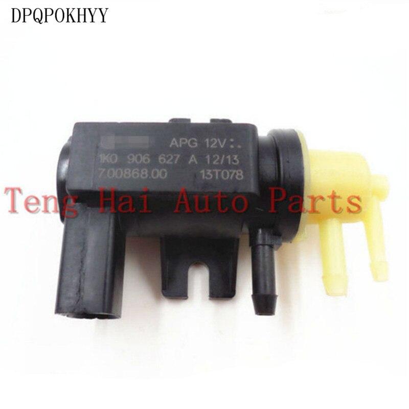 Dpqpokhyy vw t5 transporter 용 정품 터보 솔레노이드 n75 밸브 1.9 2.0 2.5 tdi 1k0906627a