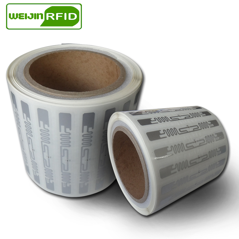 UHF RFID 태그 스티커 외국인 9640 젖은 상감 915m868 - 보안 및 보호 - 사진 5