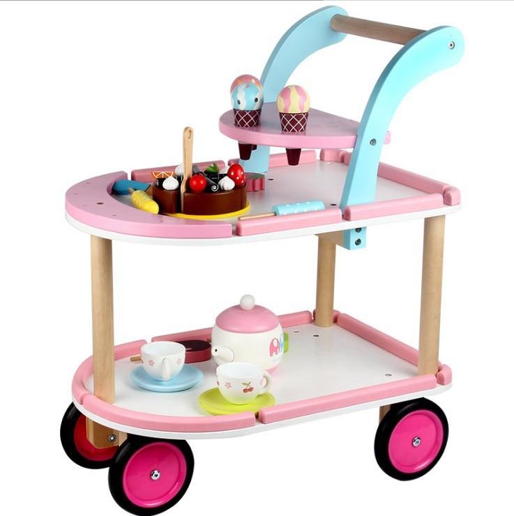 220 В полностью автоматическая машина для Фруктового мороженого с двойной бочкой машина для мороженого для детей DIY машина для мороженого дл... - 3
