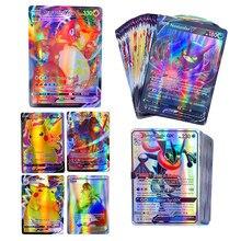 50-300 pces francês versão pokemon cartão que caracteriza 145 v 54 vmax 200 gx 100 tag equipe 20 mega 20 ex 1 tarak caçoa o presente